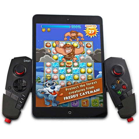 IPEGA PG-9055 PG 9055 Red Spider Trådløs Bluetooth Game Controller Spill Joystick Controller Gaming For Android IOS Telefon Tablet PC