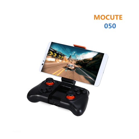 MOCUTE 050 Trådløs gamepad Bluetooth Fjernkontroller Joystick Game Pad for Smartphones TV Box PC Laptop Andoid IOS og VR