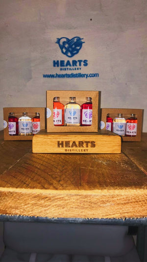 Hearts 5cl Gift Packs