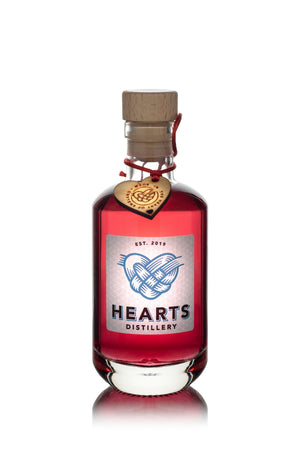 Hearts Staffordshire Strawberry Gin 20 cl 42% abv