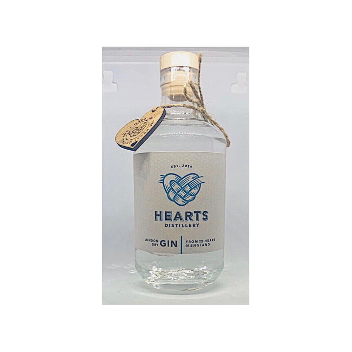 Hearts Classic London Dry Gin 42%abv 50cl