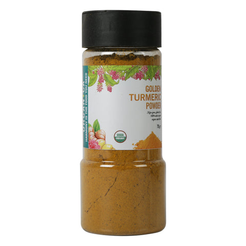 GOLDEN TURMERIC POWDER (PET JAR)