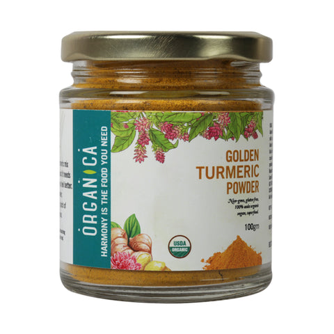 GOLDEN TURMERIC POWDER