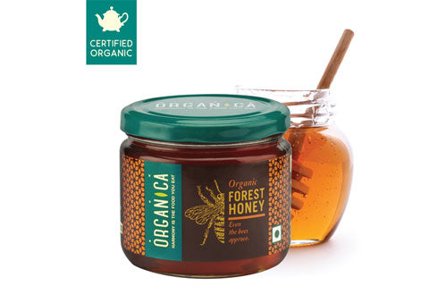 FOREST ORGANIC HONEY