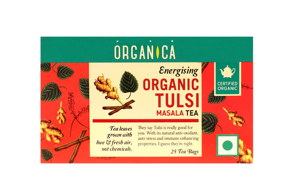 Tulsi Masala Tea Bag