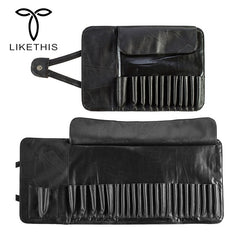 Make Up Brushes Bag tillverkad av PU Leather