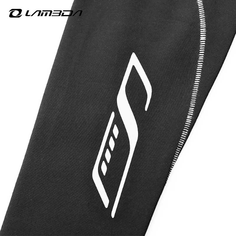 d388b7c6b7 ... Höst Vinter Varm Arm Sleeve Mäns Kvinnors Cykel Arm Warmers Outdoor  Sport Termisk Fleece Running Basket ...