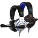 Gaming Headset Ps4, PC och Xbox One