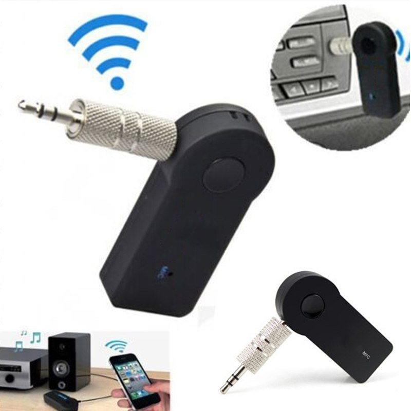 Bluetooth Receiver Home Car Speakerphones Bluetooth Aux Cable Adapter For Car