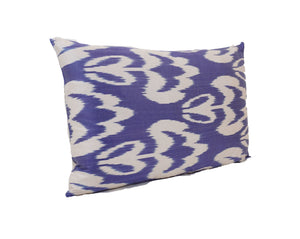EMINENCE- IKAT SILK PILLOW