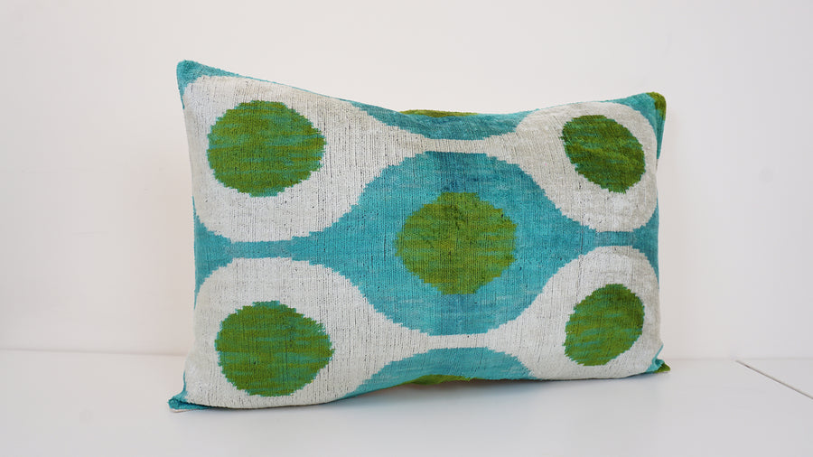Ikat Pillow Case -  16'' x 24