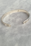 Sterling Silver Arrow Cuff