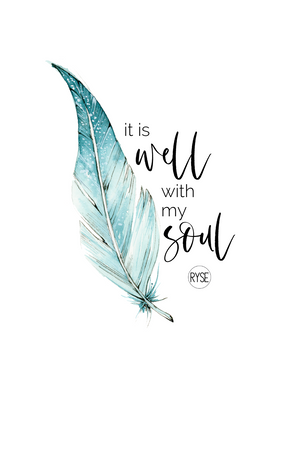 It Is Well With My Soul Phone Wallpaper