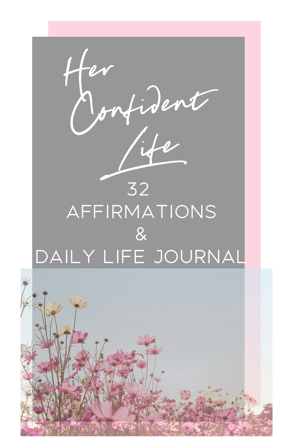 Affirmations & Daily Life Journal
