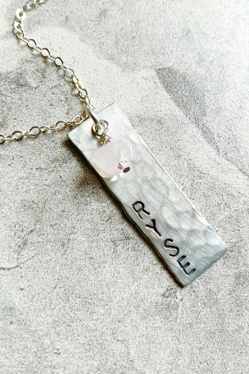 Sterling Silver RYSE™ Necklace
