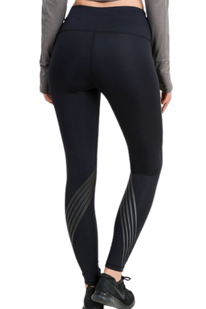 Highwaist Wraparound Wings Leggings