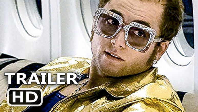 Get Ready For Elton John Magic With 'Rocketman'- In Theaters May 31st