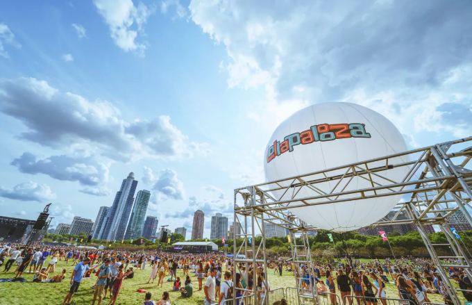 Lollapalooza 2019 Lineup Releases
