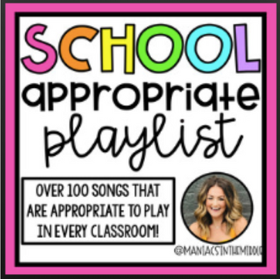 School Playlist