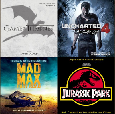 Epic Music, Movie Soundtracks, and Video Games