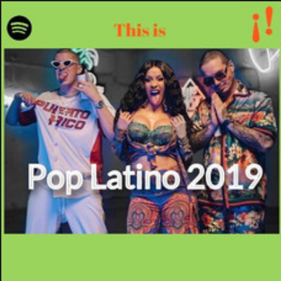 Pop Latino 2019 (actualizado)