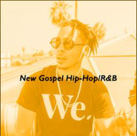 New Gospel Rap/R&B