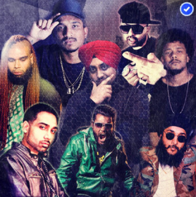 Global Desi Hip Hop