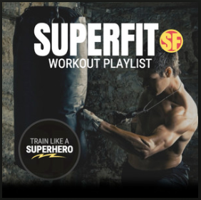 SUPERFIT Workout Playlist