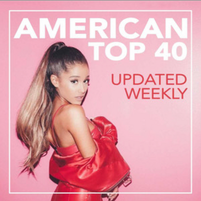 American Top 40 Charts (Updated Continuously)