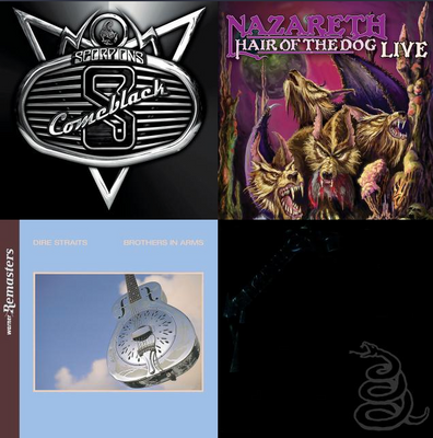 Best Slow Rock & Metal