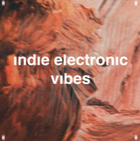 indie electronic vibes