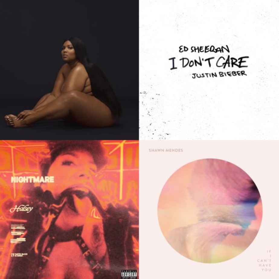 Top hits - 2019