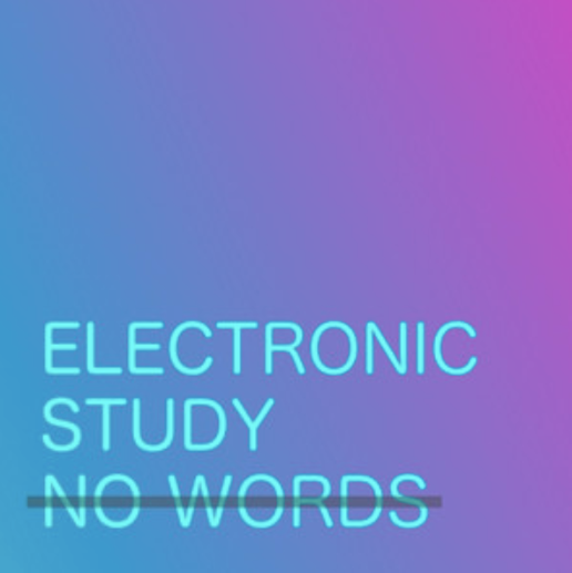 Electronic: Study no words