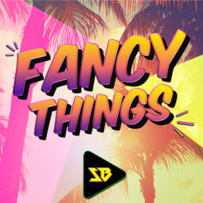 Fancy Things by Shaun Bate