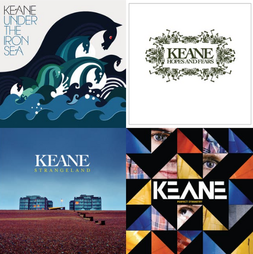 Keane/Travis/Coldplay/Oasis/The verve