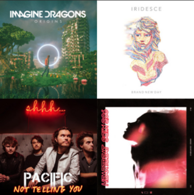 Imagine Dragons / Coldplay / One Republic