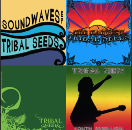 Tribal seeds, soja, rebelution