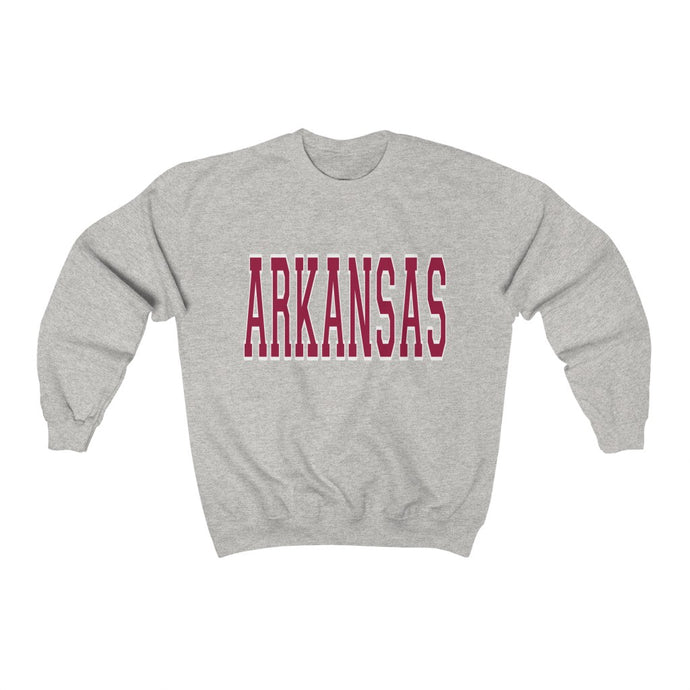 Arkansas Crewneck