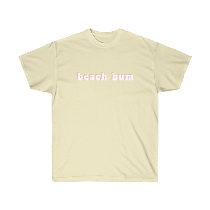 Beach Bum Outline Tee