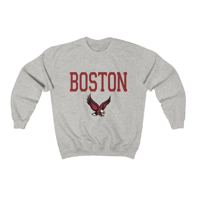 Boston College Crewneck