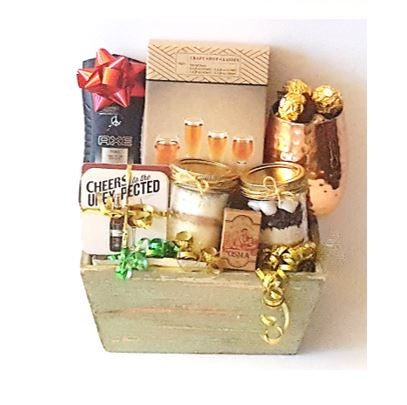 Cosmapper – Gift basket for him