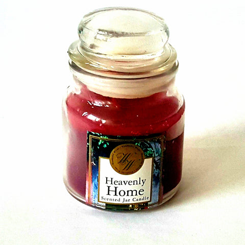 Heavenly Home - cinnamon & baking spices Small Jar Candle