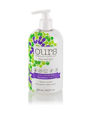 Ours 2 in 1 Conditioner 480ml