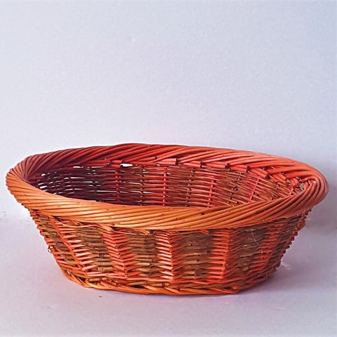 Custom-Medium-Willow Basket
