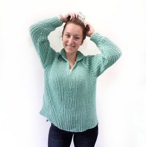 Snuggle Bug Sweater - KNITTING PATTERN