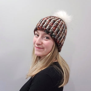 High Rise Toque - KNITTING PATTERN