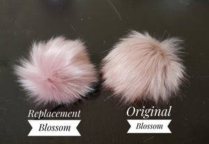 The REPLACEMENT BLOSSOM pom pom