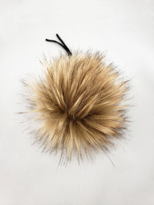 The GOLDEN pom pom