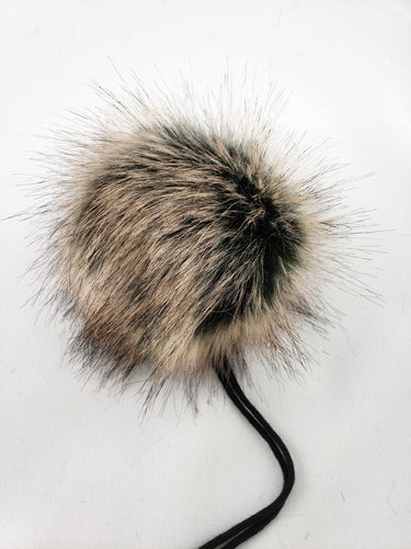 The HEDGEHOG pom pom