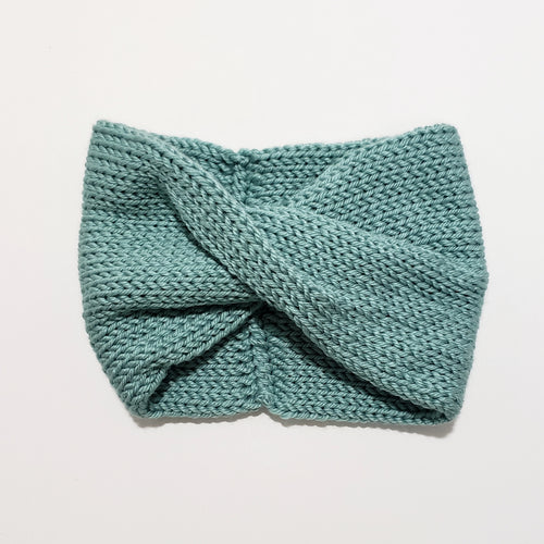 Twist Headband - Seafoam
